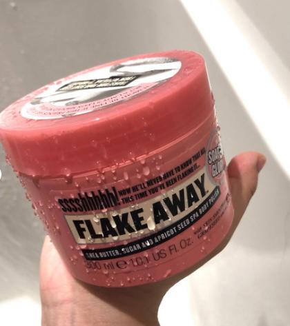 有了这款人气磨砂膏,皮肤干燥?鸡皮?都是不存在的!