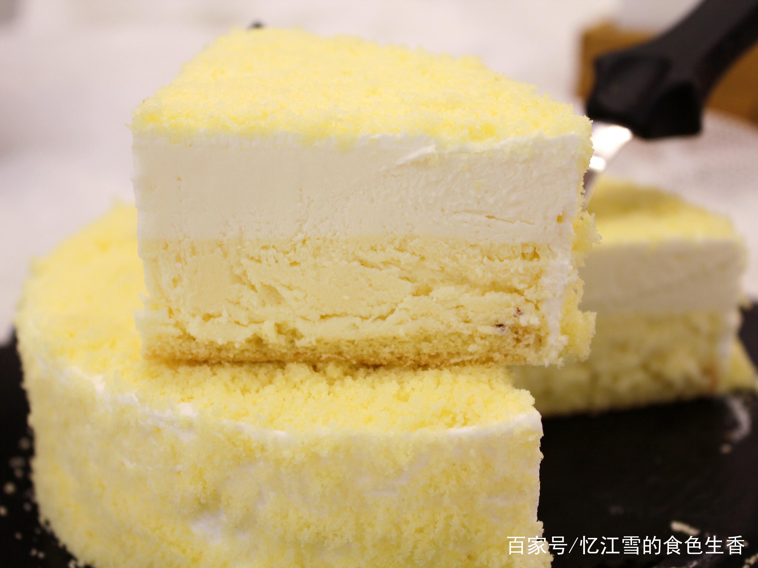 把奶油奶酪换成它,分分钟搞定双层芝士蛋糕,男朋友根本无法抵抗