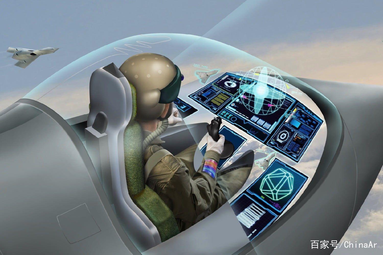 把AR技术应用到战斗机飞行上 让科幻变成现实 AR资讯 第3张