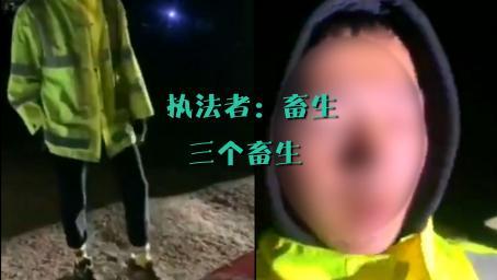 """官方回应云南玉溪执法协管员骂游客""""畜生"""":正在调查"""