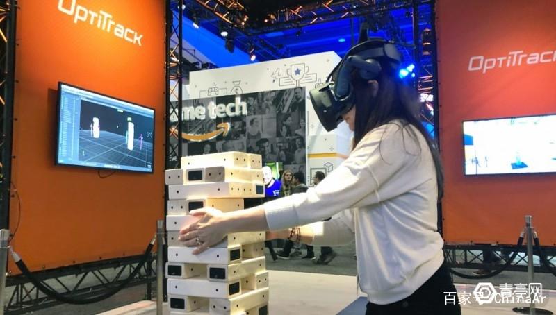 VR捕捉技术取得最大突破 同时追踪数百个目标 AR资讯