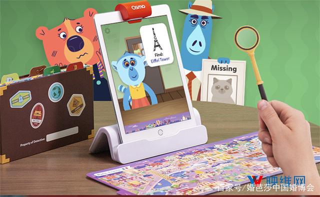 印度教育公司Byju's收购美国AR教育创企Osmo AR资讯