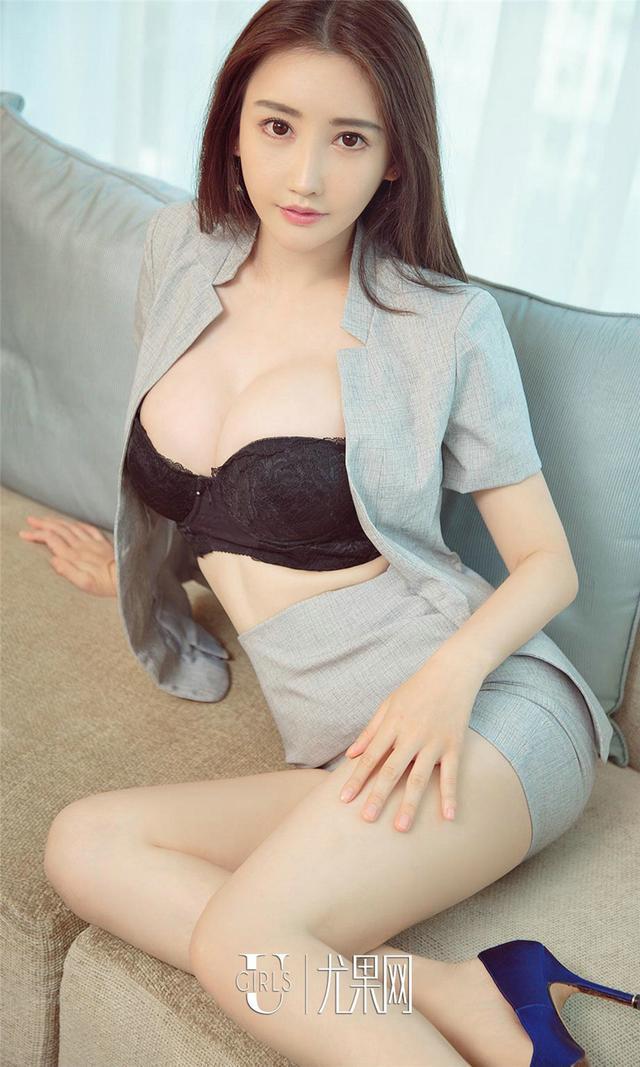 [尤果网] 优质气质爆乳美女王瑾轩性感写真 第812期