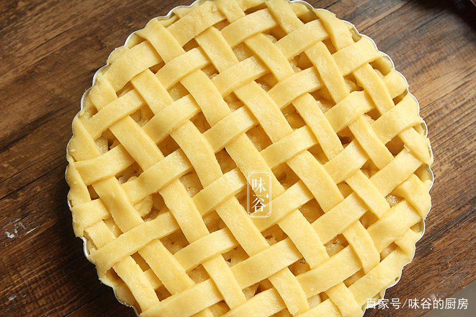 想吃苹果派不用买,手把手教你做,香甜酥脆,晒朋友圈被点赞