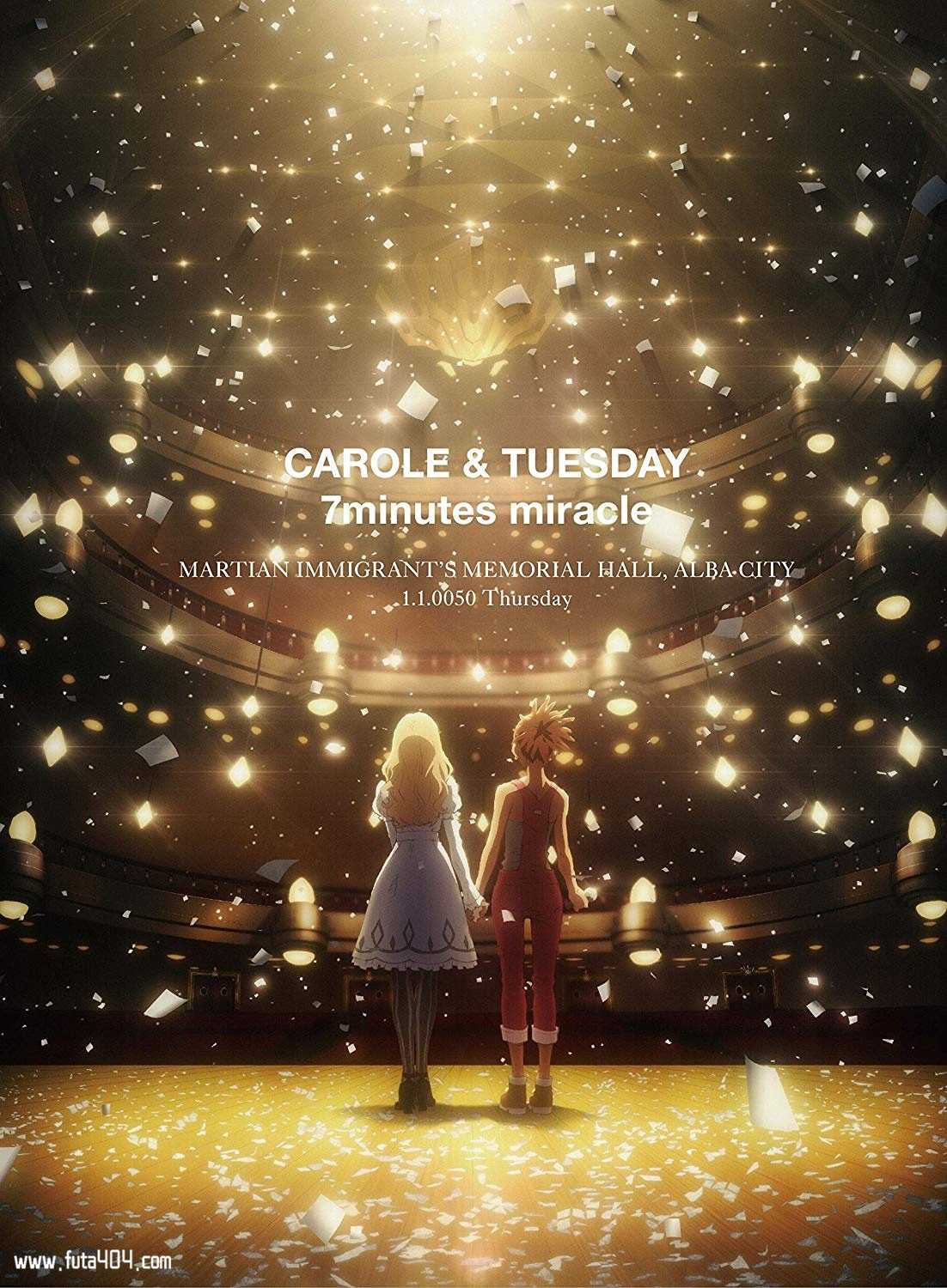 Carole&Tuesday Supporting Tracks Vol.2专辑下载 CAROLE&TUESDAY 动漫音乐 第1张