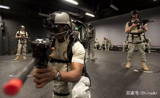 未来战争必备!AR技术让军队实力再上一个台阶 AR资讯 第3张