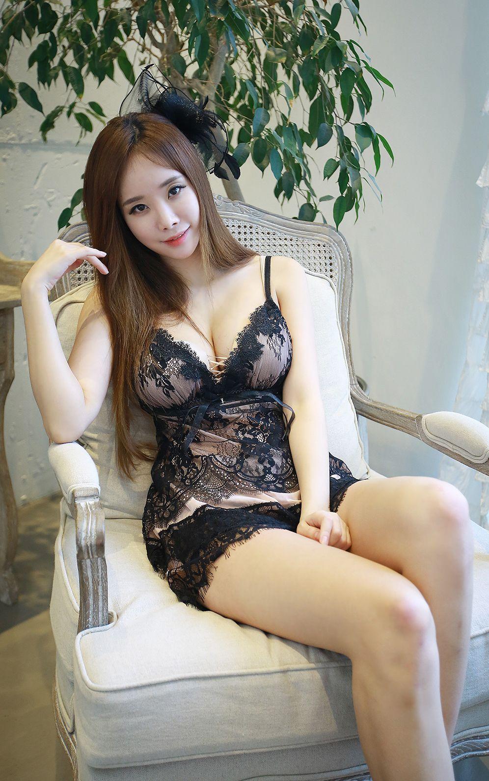 韩国魅惑内衣模特-HP-hp-内衣-51爱图网整理第30期