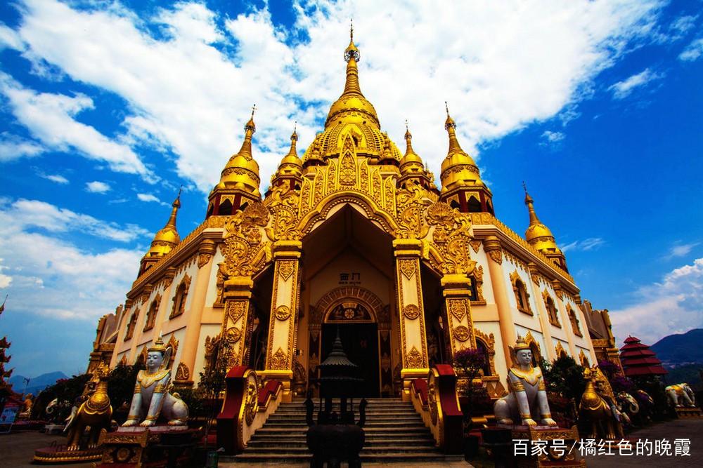 云南德宏芒市,一起了解一座少数民族特色为主的旅游城市