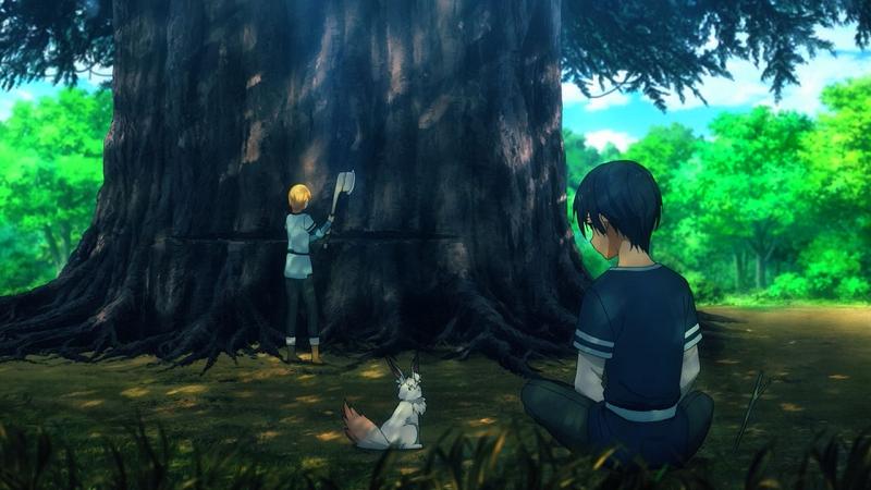 刀剑神域Alicization简评:西西弗斯式的惩罚,换游戏视角看大有不同