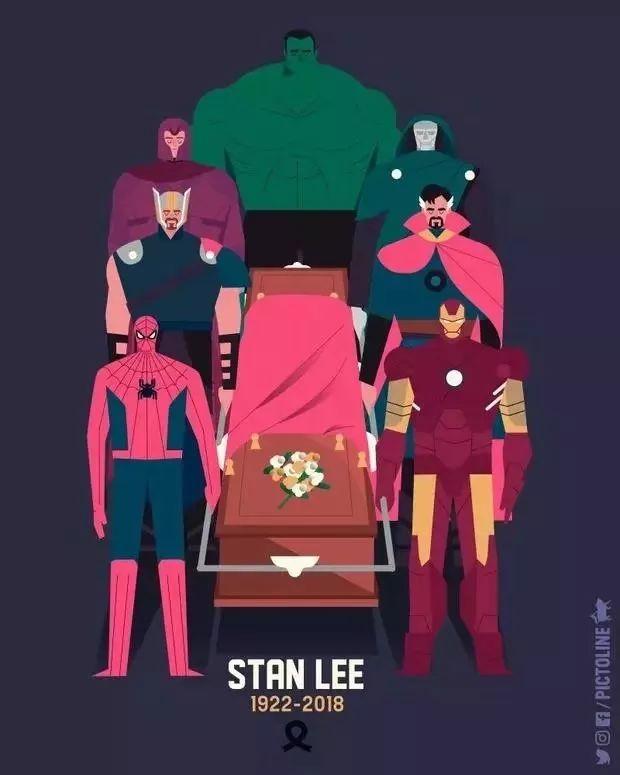 超级英雄 毒液 斯坦李 设计