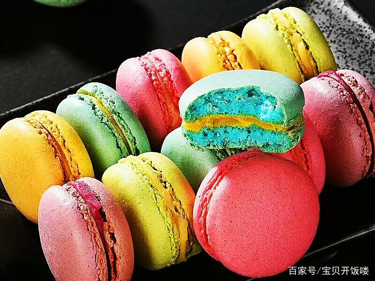 各国甜品大比拼:法国马卡龙,日本雪媚娘,中国的既传统又接地气