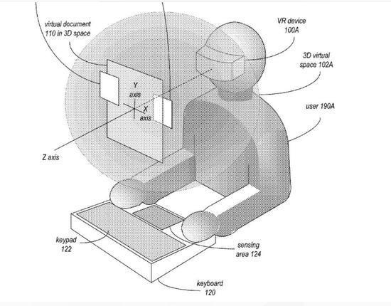 苹果又一AR专利曝光 用于ARKit防文件被偷窥 AR资讯