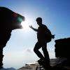 #旅游进行时#贵州一女子隐居深山峡谷九年,投入100多万养鱼,如今年收入60万
