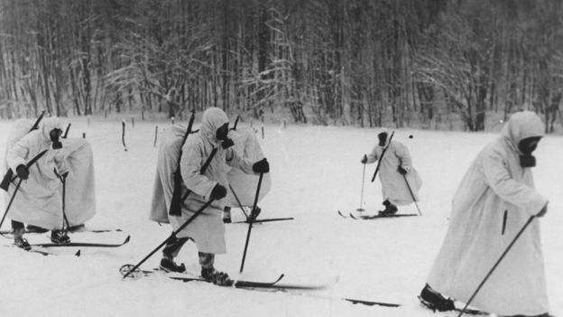 """芬兰不是社会主义国家,却为何在冷战期间被视为""""红色政权""""?-"""