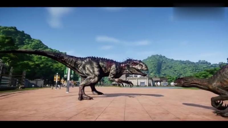 我的世界盾甲龙怎么进化_还是老几位!《侏罗纪世界:进化》暴虐霸历战迅猛龙X南方巨兽 ...