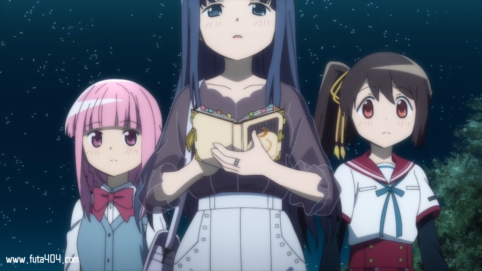 魔法纪录魔法少女小圆外传 第4话 魔法少女小圆外传 动画在线 第1张