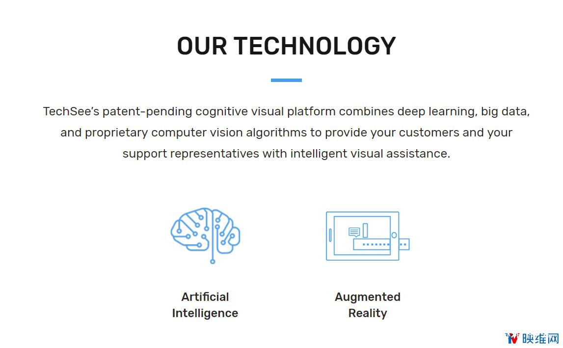 以色列AR创企TechSee完成1600万美元B轮融资 AR资讯 第2张