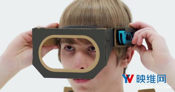 传任天堂将在2019年宣布Switch支持VR玩法 AR资讯 第3张
