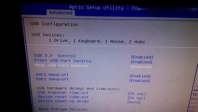 主板BIOS设置各个选项详细解说