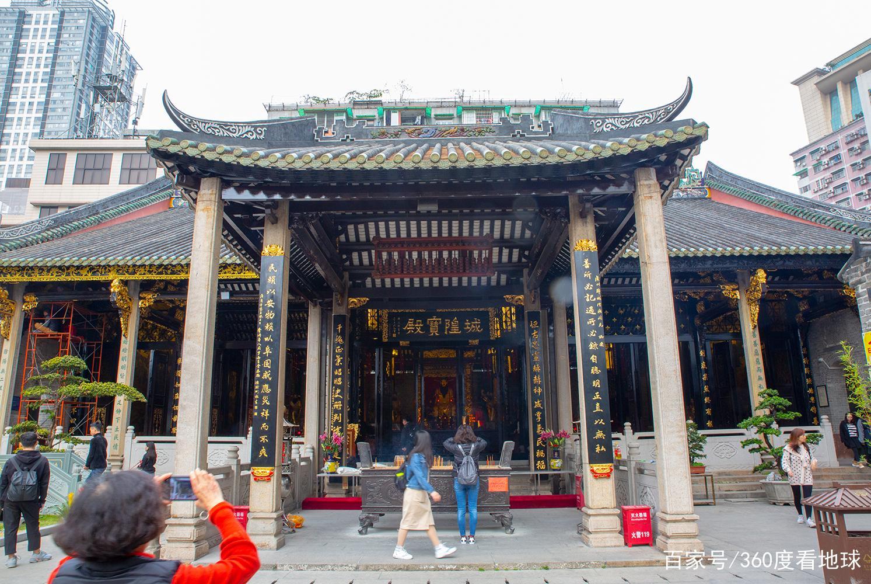 广州供奉海瑞的庙,距今600多年,先有庙后有海瑞?