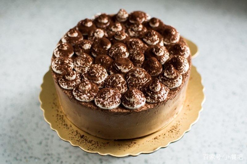 精品巧克力慕斯蛋糕