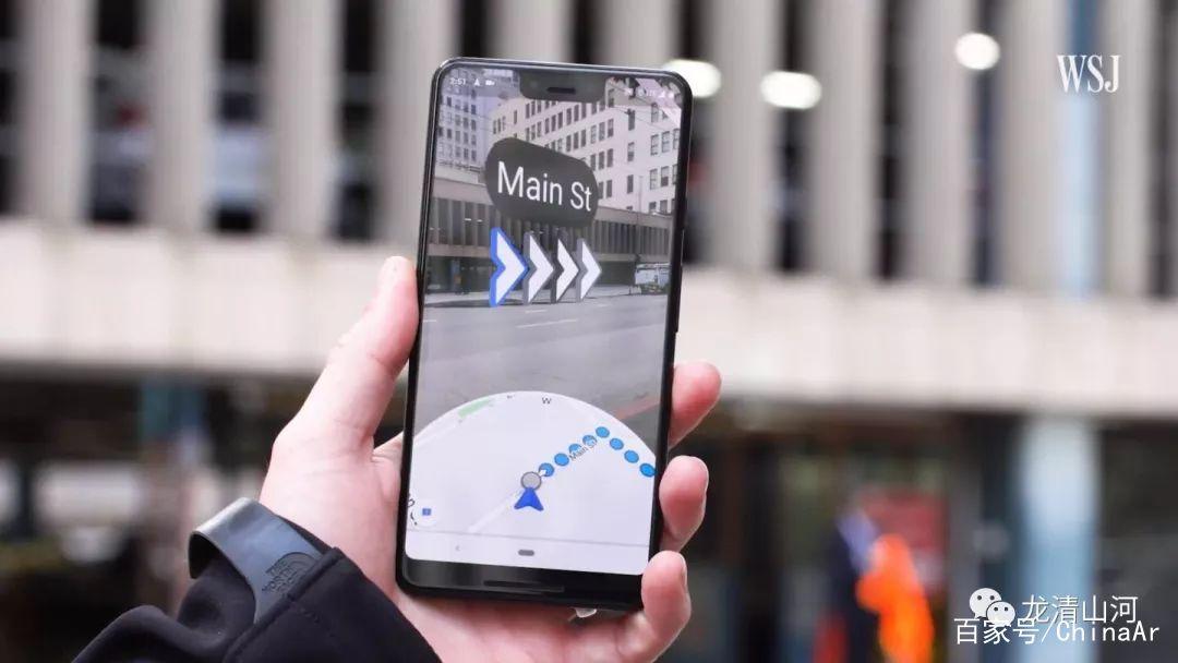 Google地图AR导航Live View适用于iPhone和Android平台 AR资讯 第7张