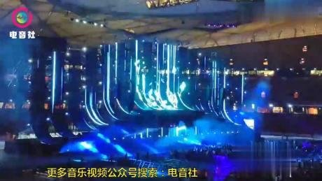 北京鸟巢锐舞电音节比利时基佬Arcade