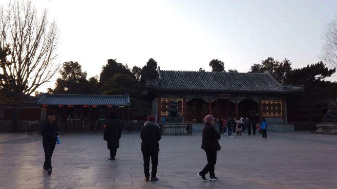 颐和园十七孔桥的金光穿洞很美,但这些拍摄大军真是吓人。