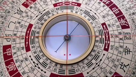 九天玄女阴阳法杨曾三元风水明师特制罗盘说明1罗盘的核心原理